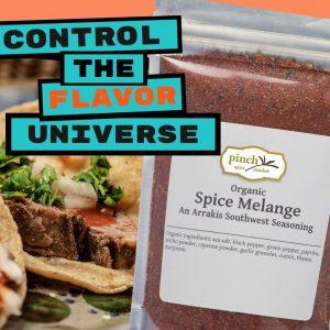 real spice melange