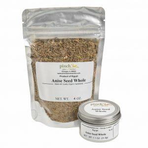 whole organic anise seeds