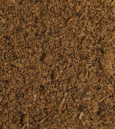 close up organic Jamaican Jerk seasoning