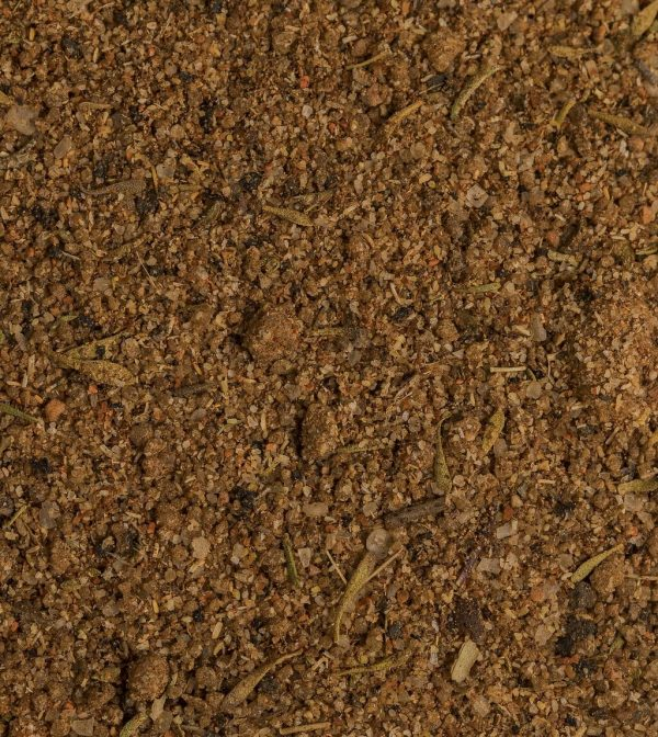 close up organic Jamaican Jerk seasoning