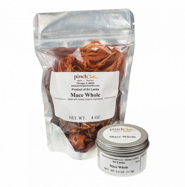 Sri Lankan mace whole dried