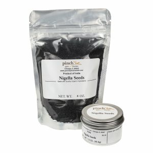organic Nigella seeds for Indian cooking