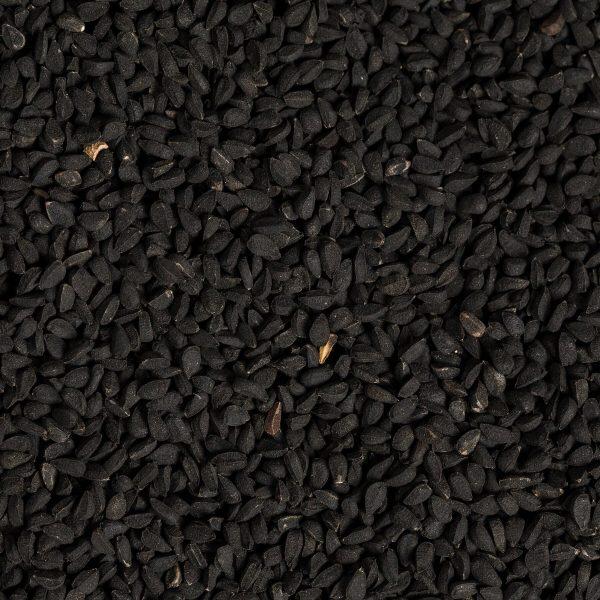 dark black nigella kalonji seeds