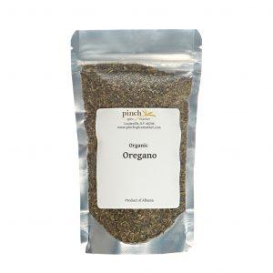 full flavored organic oregano