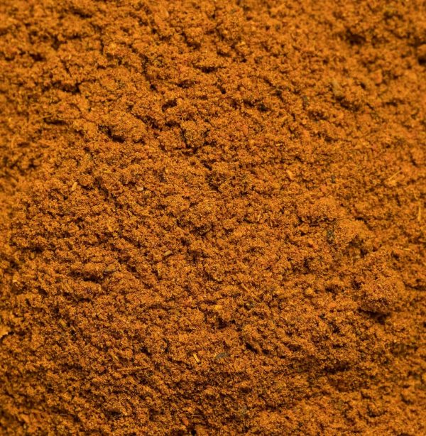 close up of ras el hanout spice blend