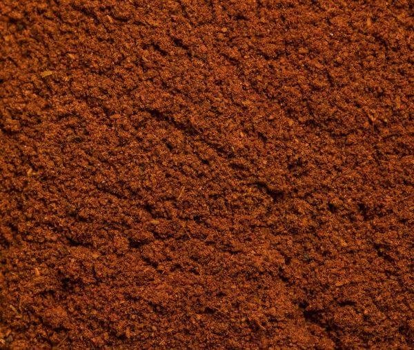 close up of tandoori Indian blend
