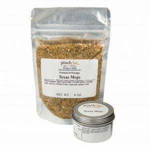 texan seasoning mix bag tin