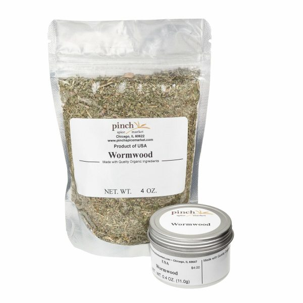 bag of wormwood for diy