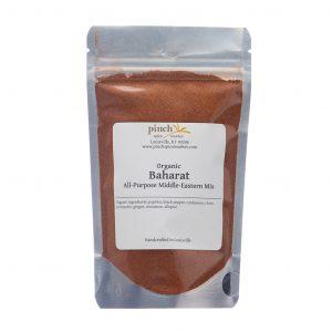a bag of baharat