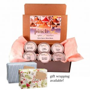 bbq rubs blends for meat lovers gift box