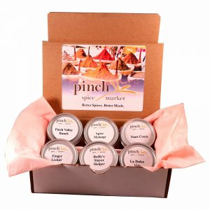 best selling spice blends in gift box