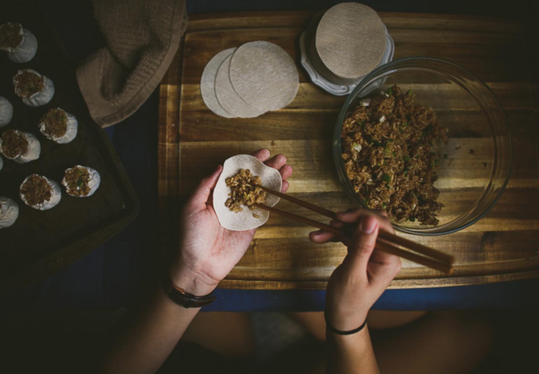 Betty Liu food blogger photographer