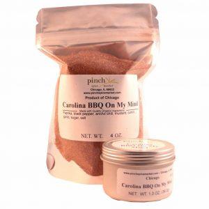 carolina bbq blend in bag tin