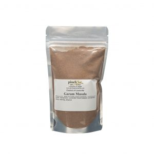 garam masala in a bag