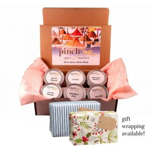 global spices foodie gift box