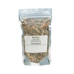 Guatemala lemongrass in bag