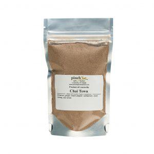 chai town Pinch's authentic chai masala blend