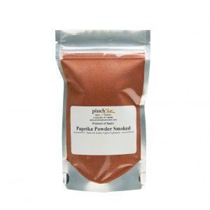 smoked paprika in Pinch Spice Market bag
