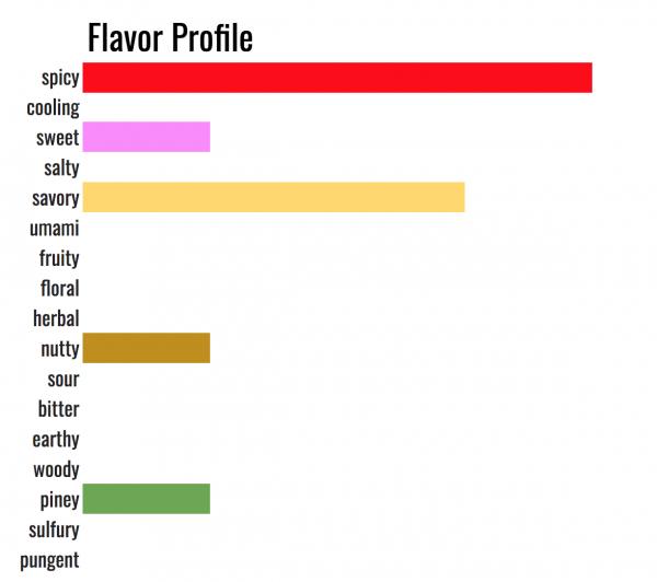 what vindaloo seasoning tastes like