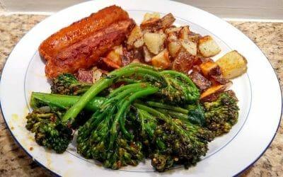 Piri Piri Spicy Broccolini