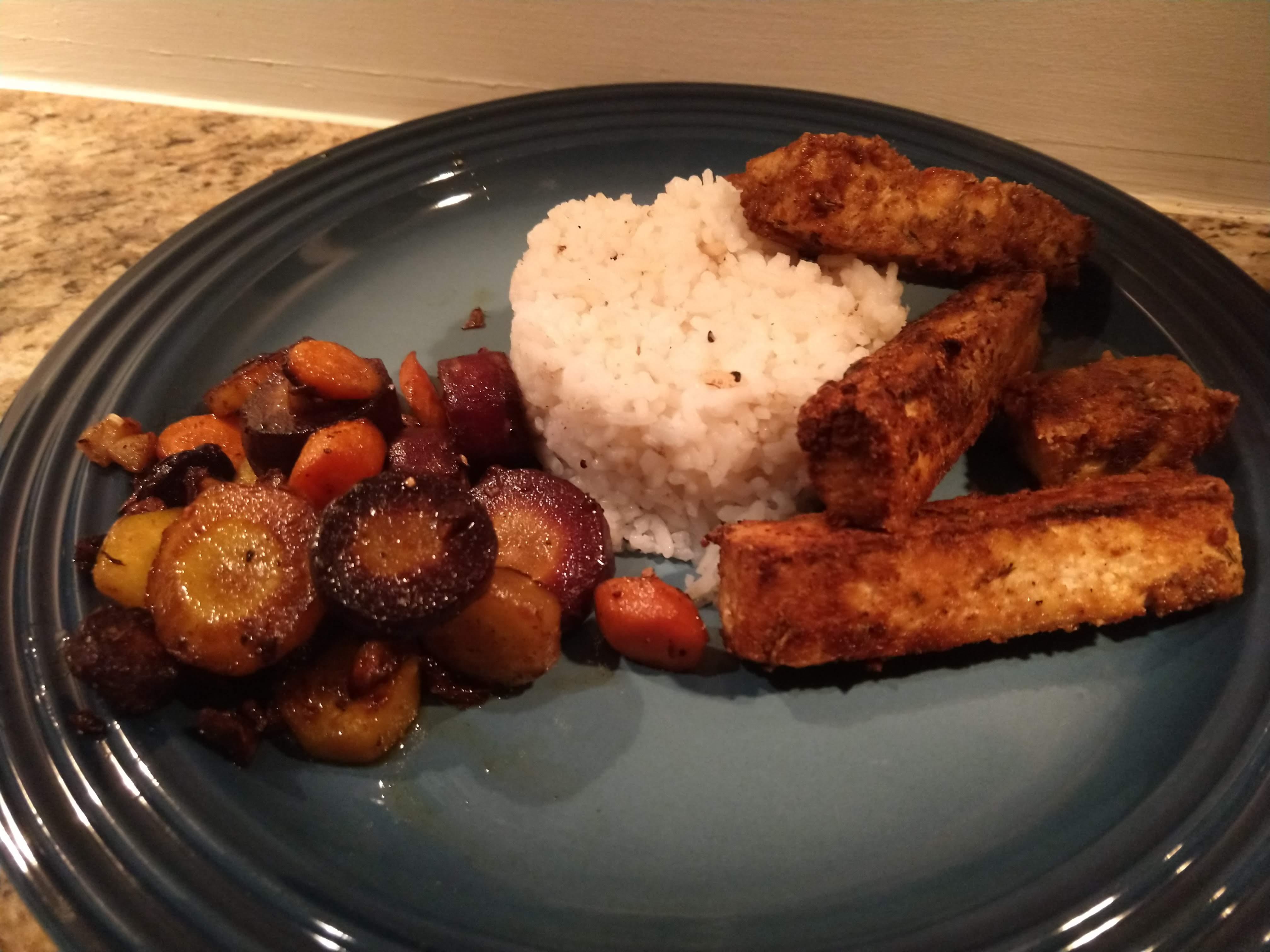 Jamaican Jerk Tofu Recipe