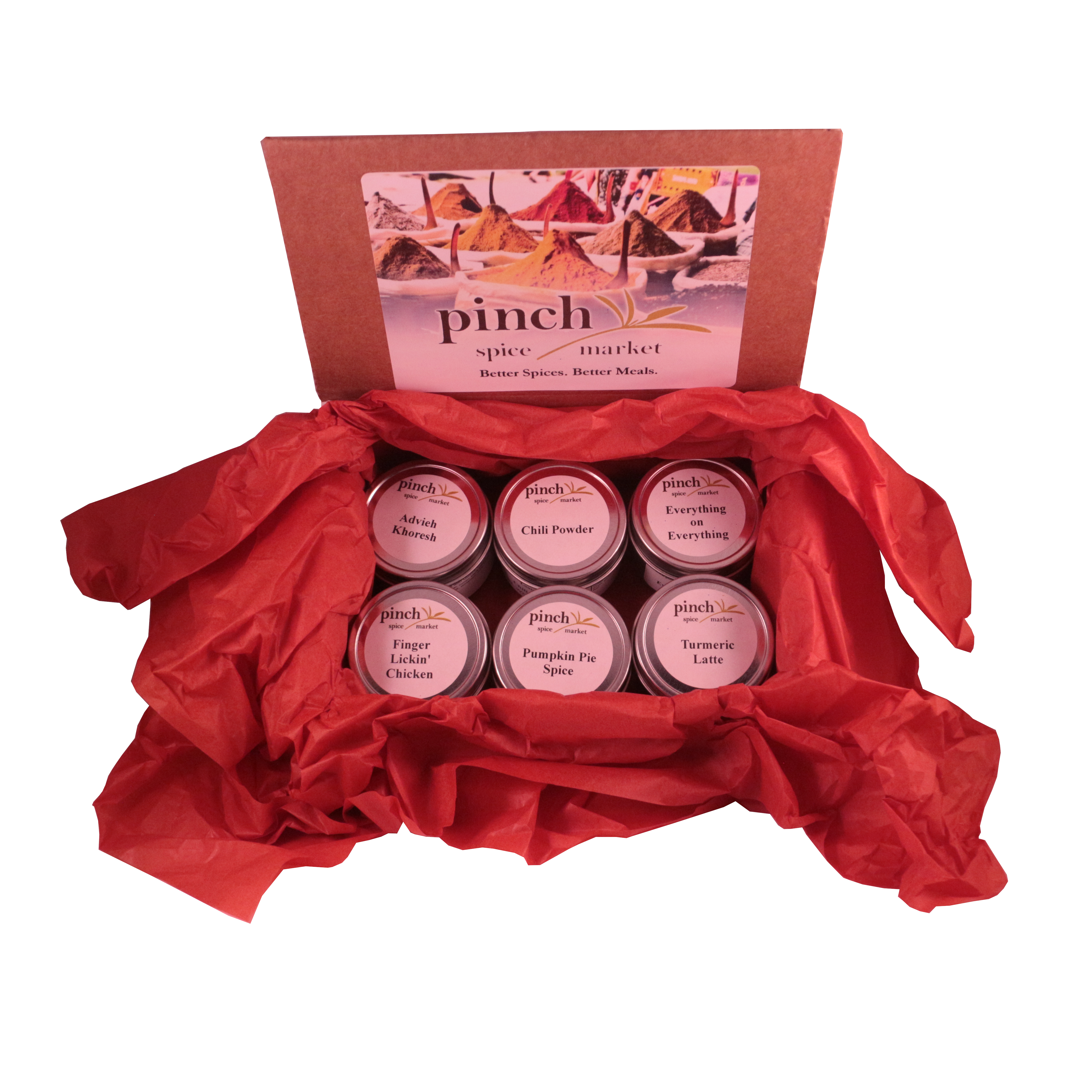 spice gift set for fall