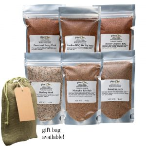 unique spice pack gift for grillers and bbq lovers