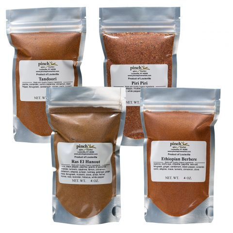 international spices four pack