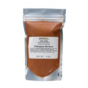 authentic berbere organic seasoning