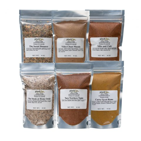 easily cook at home with spice blends during pandemic or any time