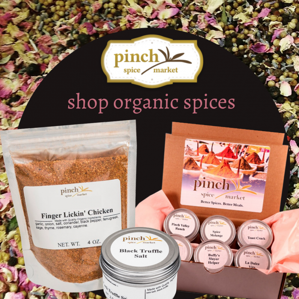 buy organic spices online