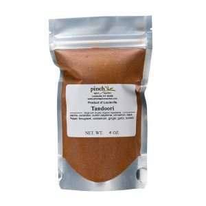 organic tandoori Indian spice mix