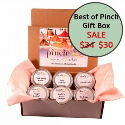 best seller spices gift box sale