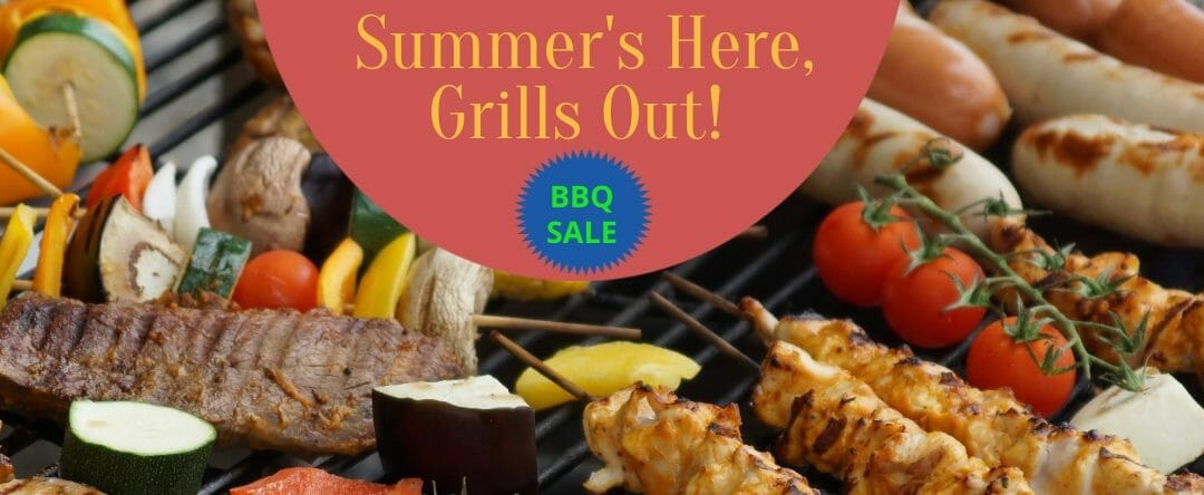 Summer BBQ: Stock Up with BIG Sales on BBQ Bundles