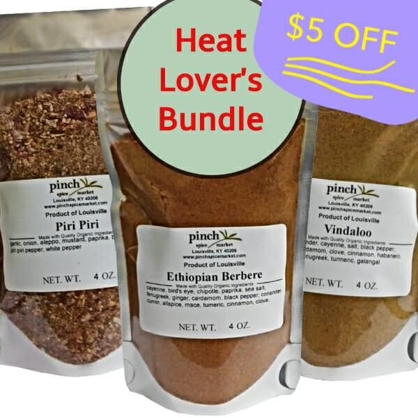 $5 off hot spices bundle