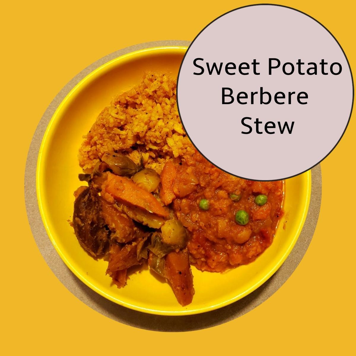 Ethiopian vegetarian stew