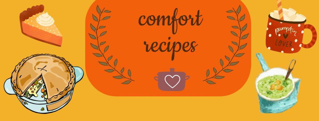 comfort food recipes organic
