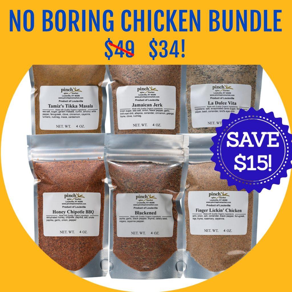 Chicken Spices Bundle Prime Day Sale 15 off