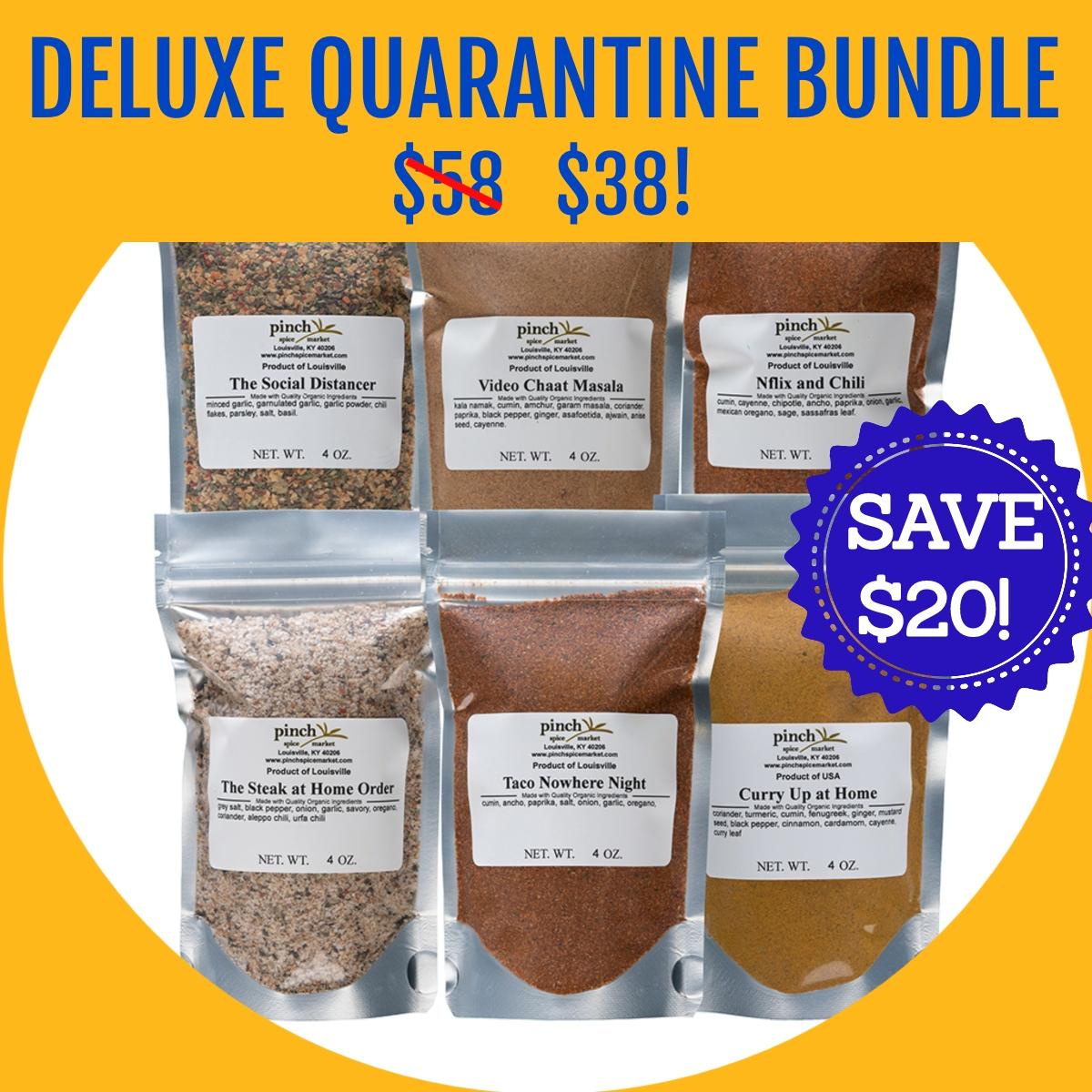 prime sale quarantine organic spices