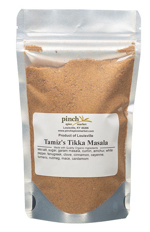 organic authentic tikka masala spice