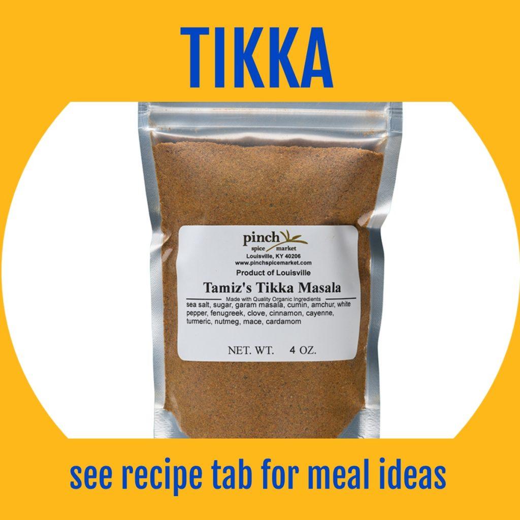 make tikka masala at home