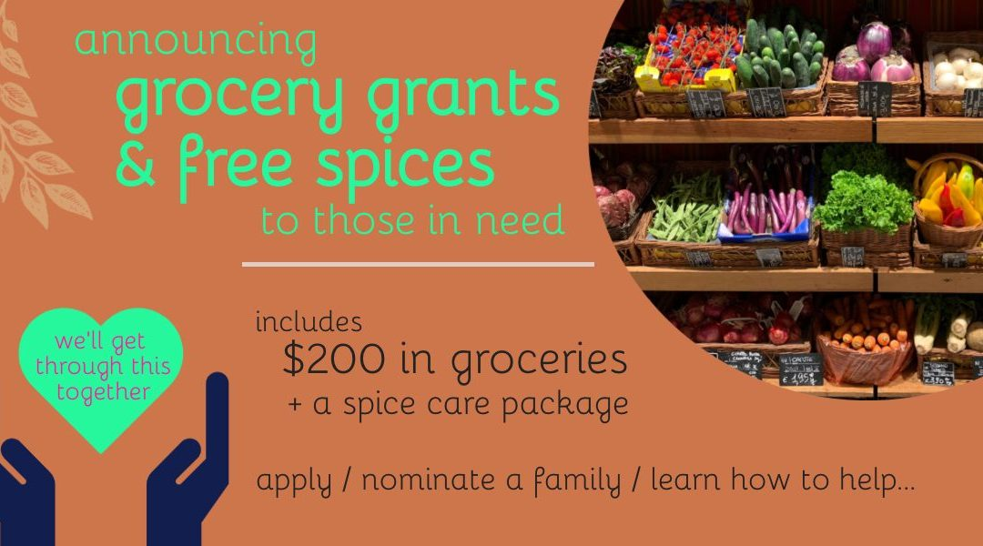 Pinch Grocery Grants – Help People in Need   We're Donating $1,000 & We'll Match Donations Up to Another $1,000
