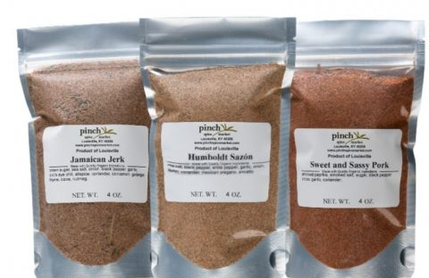 bundle of 3 spice blends for fun summer cooking