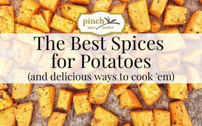 How to Make Amazing Potatoes And The Best Spices For Those Spuds