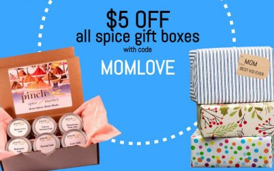 Mother's Day 2021 Sale: $5 off all Gift Boxes!