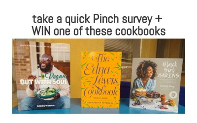 Take a Quick Survey & Win An Awesome Cookbook
