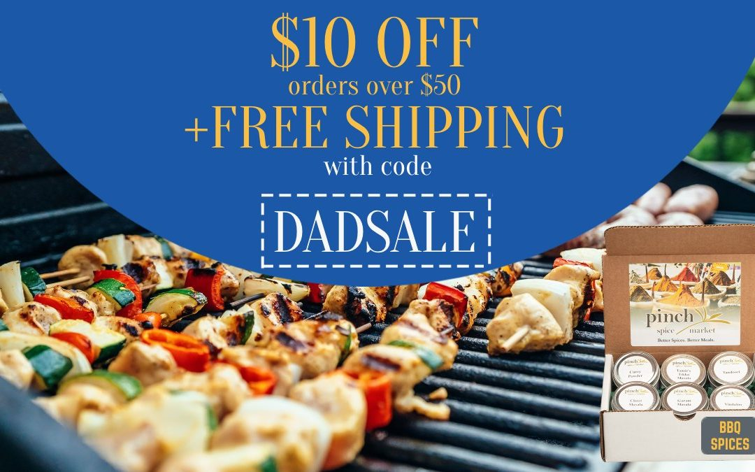 Father's Day Sale: $10 OFF + Free Shipping!