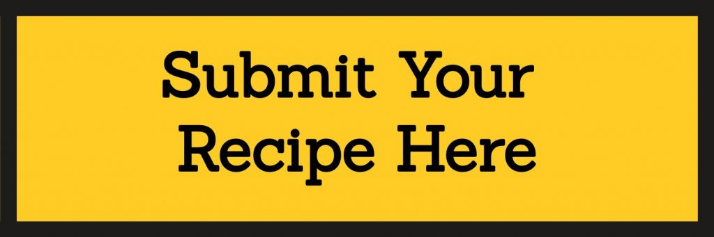 submit your recipe and get paid