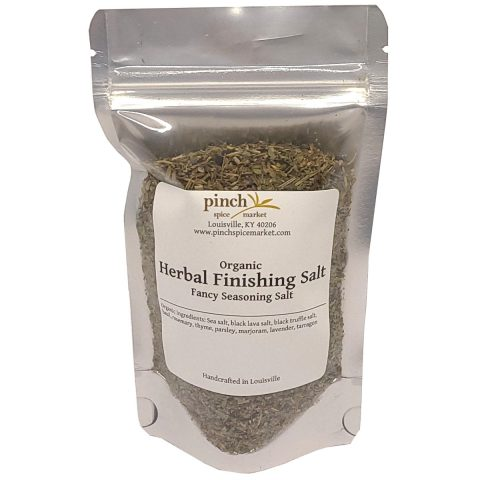 savory salt herb mix