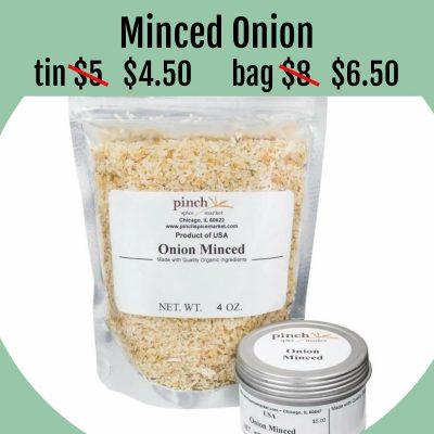 minced onion organic sale